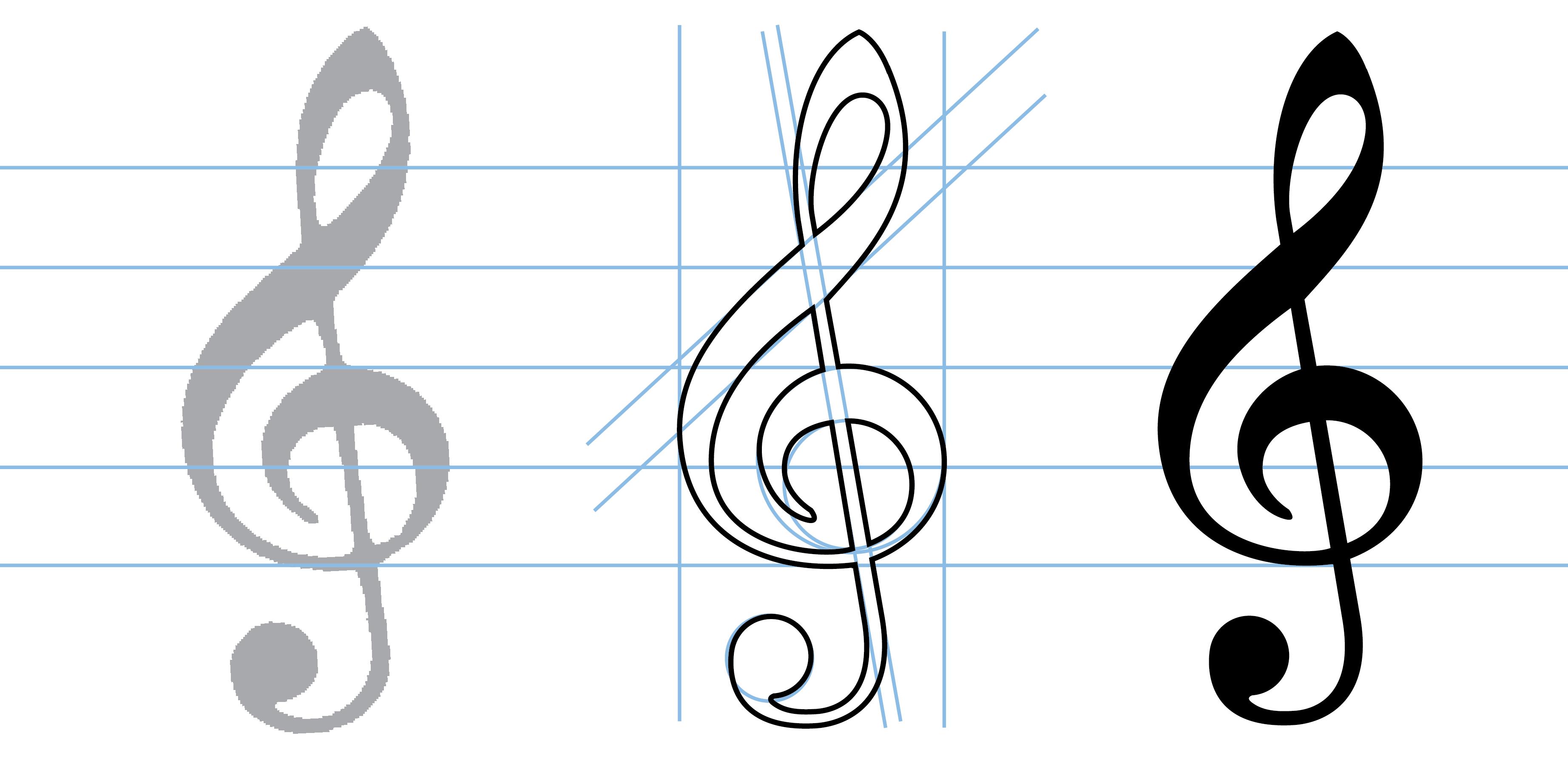 music font notes bravura making