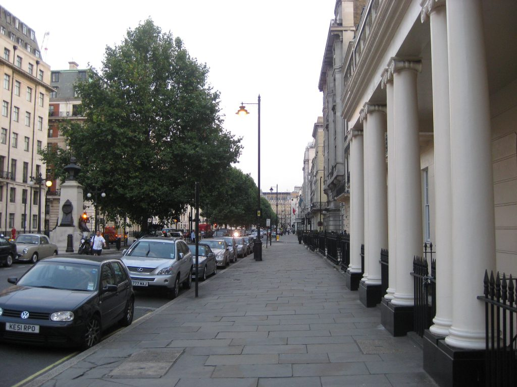 Portland Place in London, home of the ABRSM (Courtesy scotticus_ on Flickr)