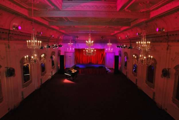Bush Hall, London