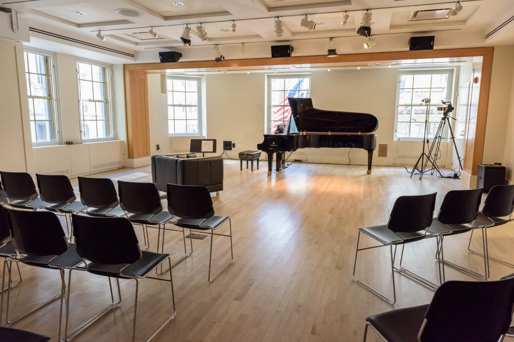 Yamaha Artist Salon, New York City