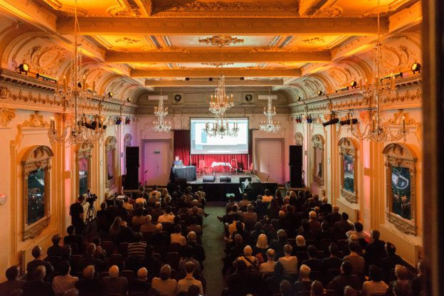 Dorico launch event at Bush Hall, Tuesday 18 October 2016 (Photo: Bea Fuhrmann)