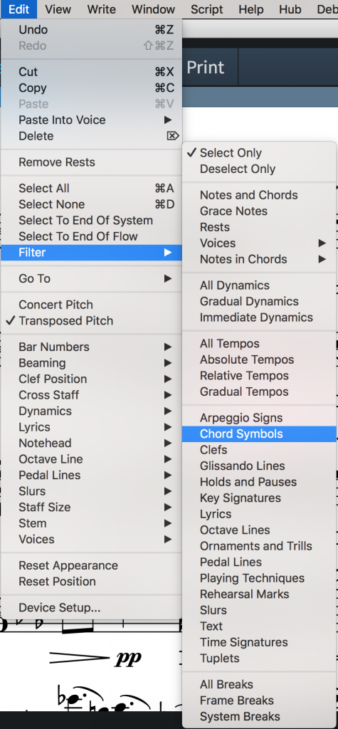 Dorico 11 Released Chord Symbols And More