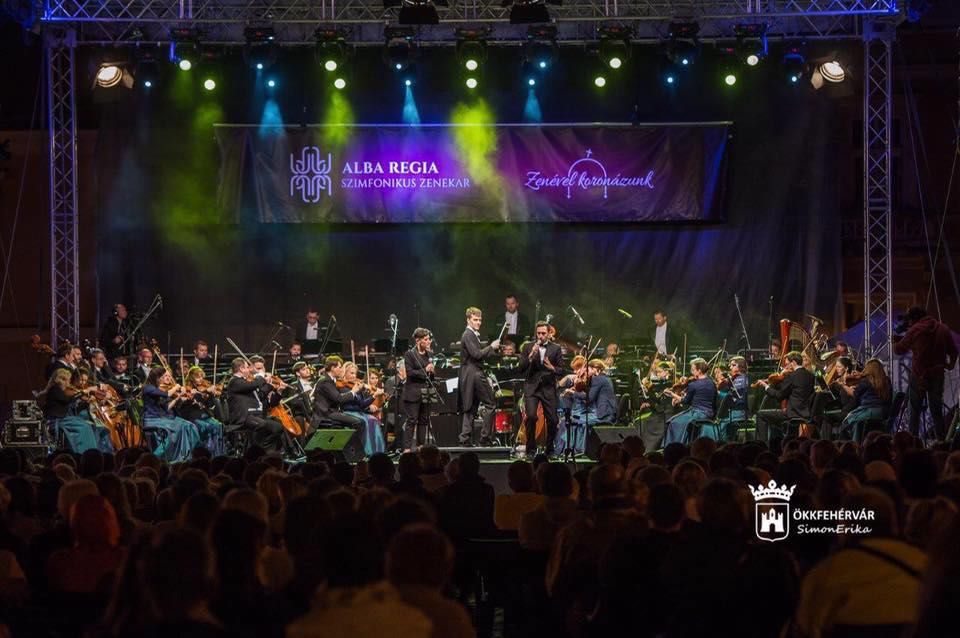 Dorico Showcase: Alba Regia Symphony Orchestra in Hungary
