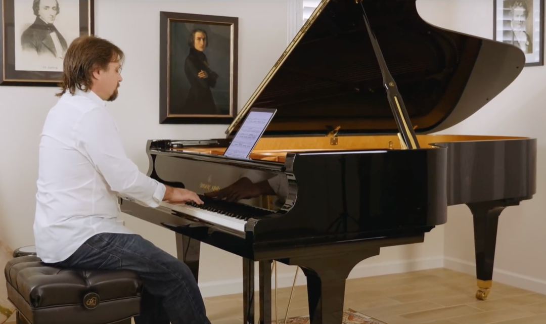 "Dorico Showcase: David Hicken's piano album ""Transitions"""