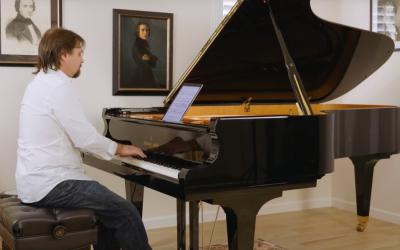 """Dorico Showcase: David Hicken's piano album """"Transitions"""""""