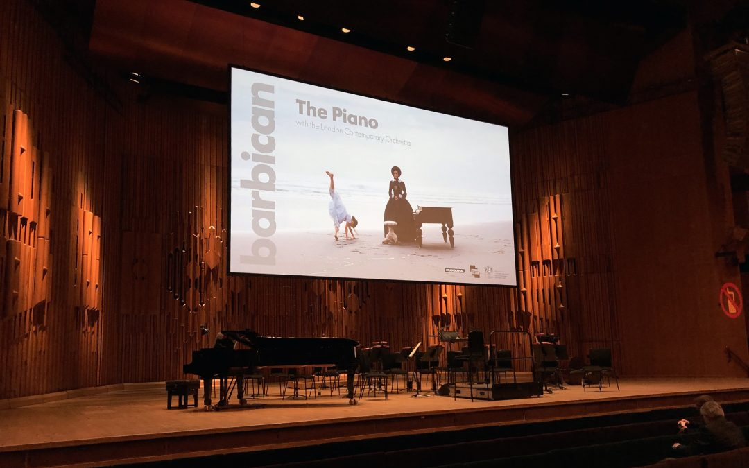 "Dorico Showcase: ""The Piano"" Live with the London Contemporary Orchestra"
