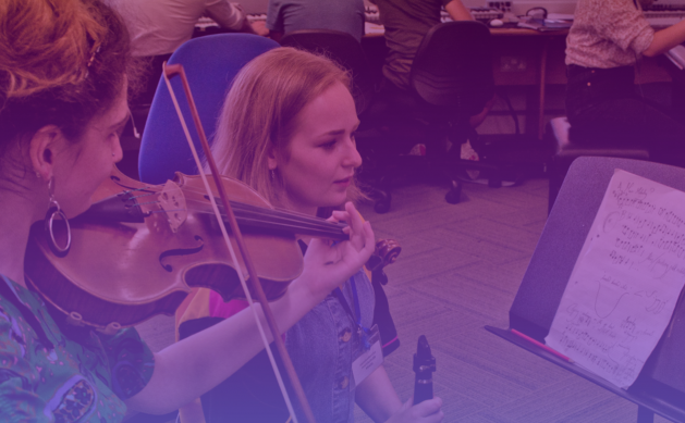 Know a creative young composer looking to expand their horizons?