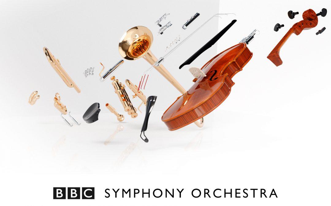 Spitfire BBC Symphony Orchestra Templates