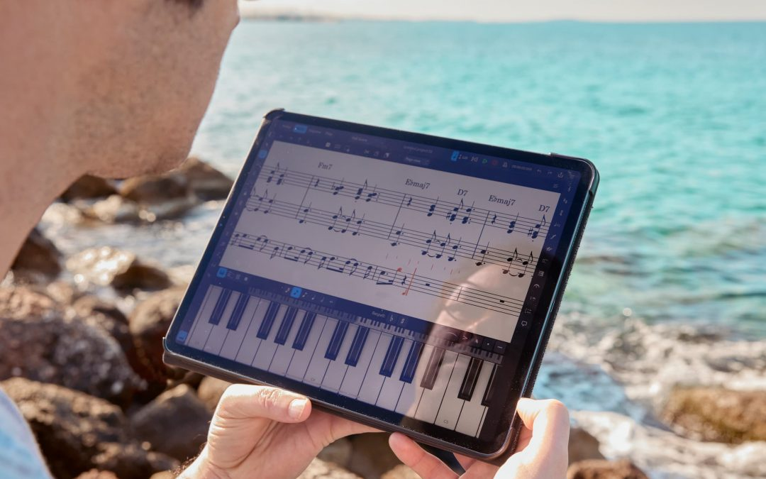 How Dorico came to the iPad: the behind the scenes story