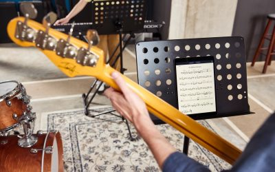 Dorico for iPad 1.2 released, with kinetic scrolling, better Bluetooth MIDI, and more