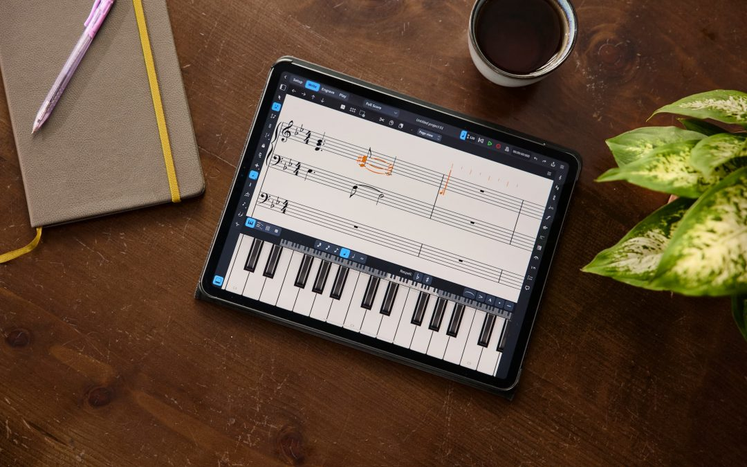 Introducing Dorico for iPad, available now