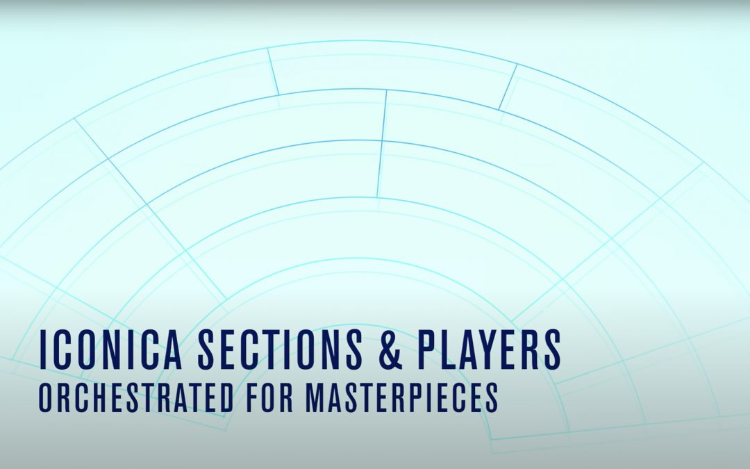 Iconica Sections & Players Templates